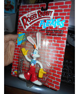 Who Framed Roger Rabbit FLEXIES TOY IN PACKAGING LJN 1988 NY - $16.99