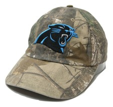 '47 Carolina Panthers NFL Men's Realtree Camouflage Clean Up Adjustable Cap - $23.70