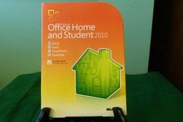 Microsoft Office Home & Student 2010 for Windows (79G-02144) w/ Product ... - $54.40