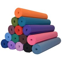 Inditradition Yoga Mat/Meditation Mat, 4 MM Thick, Anti Skid,Soft PVC,17... - $21.77+