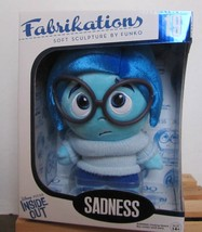 Funko Fabrikations - Disney Inside Out Soft Sculpture - SADNESS - New  l... - $13.25