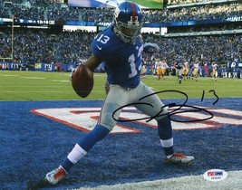 Odell Beckham Jr Signed Photo 8X10 Rp Autographed New York Giants Football ! - $19.99