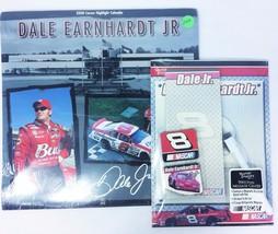 Dale Earnhardt Jr. 2008 Career Highlight Calendar & Message  Board with ... - $7.04