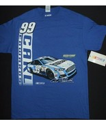 NASCAR T-Shirt Carl Edwards 99 Monster Energy Roush Fenway Racing Retire... - $8.00
