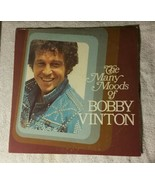The Many Moods of Bobby Vinton - Vinyl Lp ( Columbia House) tested rare - $11.76