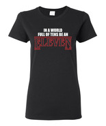 In a World full of Tens be an Eleven Stranger Things Junior Fit Ladies T... - $8.87+