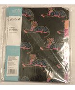 (Lot of 36) Yoobi 8-Tab Index Dividers Cool Tiger Design New in Package - $23.76