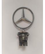 Mercedes Benz Emblem Original Metal Factory OEM Genuine Chrome Logo Badge - $49.50