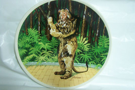 "1978 Knowles Wizard of Oz ""If I Were King"" Porcelain Collector Plate - $7.99"