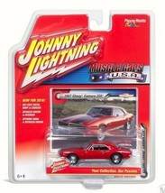 1/64 Rosso Johnny Lightning 2016 Muscle Car 1967 Chevy Camaro Z28 - $22.71