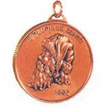 Minted for Santa 1992 Miniature Hallmark Ornament QXM5854 - $8.90