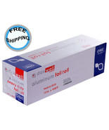 "Daxwell J10002436 Heavy Duty Aluminum Foil Roll, 1,000' x 12"" - $47.28"