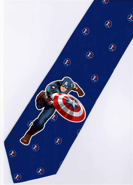Marvel captain america superhero