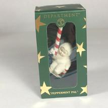 dept 56 christmas ornament peppermint pal - $25.07