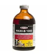 Durvet Maxi B 1000 100mL, 2 pack New - $41.80