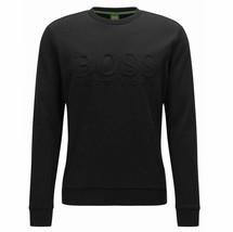 Hugo Boss Boss Green Men's Salbo Slim Fit Crew Neck Sweater Sweatshirt 50333928 image 2