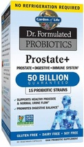 Garden of Life - Dr. Formulated Probiotics Prostate+ - Acidophilus and P... - $121.36