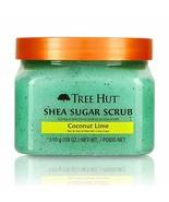 Tree Hut Shea Sugar Body Scrub - Coconut Lime: 18 OZ - $19.59