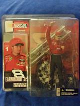 Brand New 2003 McFarlane Series 1 Nascar Dale Earnhardt JR. #8 Action Figure - $6.60