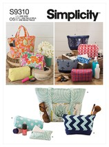 Simplicity Totes & Bags In Assorted Sizes- - $16.21