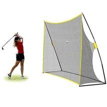 PodiuMax 10x7ft Golf Hitting Net | Driving Range for Backyard & Indoor |... - $119.45