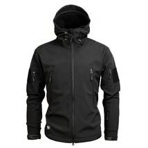 Mege Brand Solid color Tactical Men Sharkskin Softshell Autumn Winter Ou... - $75.28
