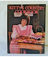 Kitty's Country Cookbook Kitty Wells Collection of Down Home Recipes - S... - $34.64