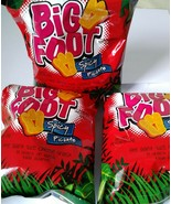 Big Foot Spicy Holiday Snack 25g X 3 - $9.50