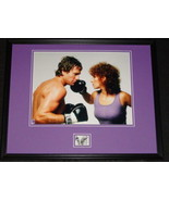 Ryan O'Neal Signed Framed 16x20 Photo Display JSA The Main Event w/ Stre... - $123.74