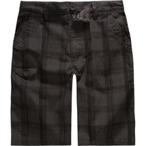 Micros Block Plaid Boys Shorts Size 10 Brand New - $20.90