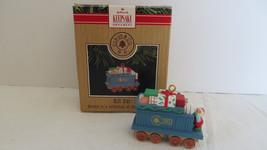Christmas Hallmark Keepsake 1991 Gift Car Ornament  - $4.99