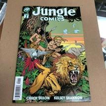 Jungle Comics #1 Antarctic Press Main Cover - $3.96