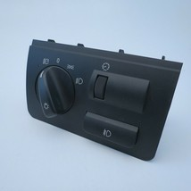 00-06 BMW X5 E53 HEADLIGHT DIMMER FOG LIGHT CONTROL SWITCH 8372205 OEM - $19.75