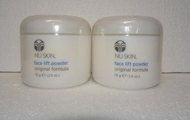 Two pack: Nu Skin Nuskin Face Lift Powder Original Formula 75g 2.6oz SEA... - $42.00