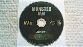 Monster Jam (Nintendo Wii, 2007) - $7.95