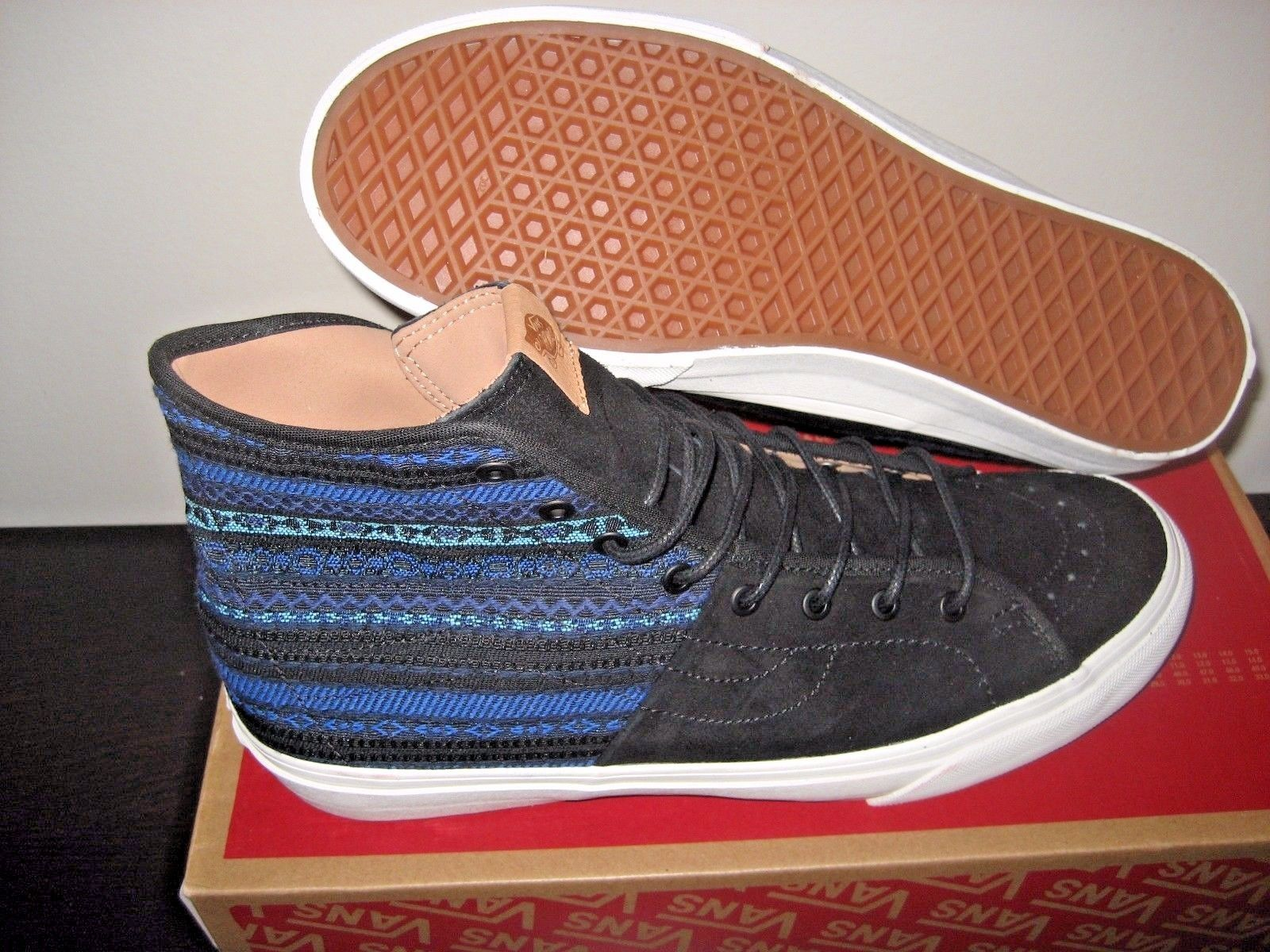 8e6990a0ec5d93 Vans Sk8-Hi Decon SPT CA Mens Italian Weave and similar items. 57