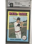1975 Topps #454 Doug Griffin GAI 8 - $4.80