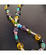 Multi colored beauty necklace - $36.50