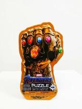 Marvel Avengers Infinity Gems Thanos Gauntlet  48-Piece Jigsaw Puzzle Metal New - $14.85