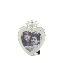 Accent Plus Crown Heart Picture Frame 3 X 3 - $35.24