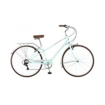 Womens Ladies 700c Hybrid Mountain Cruiser Retro Urban Bike Bicycle Spring Seat - $217.80