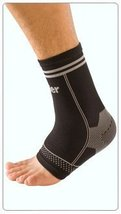 Mueller Sport Care 4-Way Stretch Ankle Support Braces size small/medium - $9.22