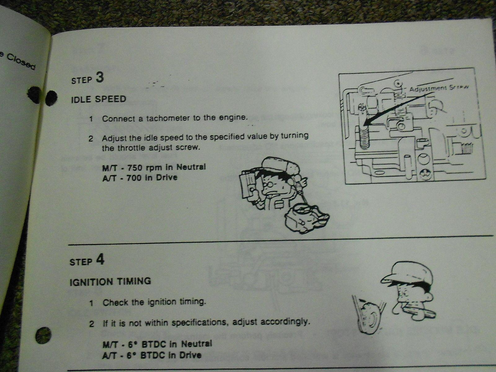 1985 mazda 626 engine diagram