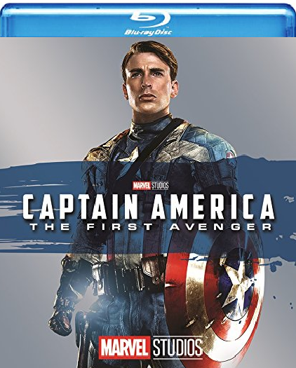 Captain America: The First Avenger [Blu-ray + Digital]