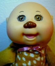 """Cabbage Patch Kids Cuties Woodland Friends in Deer Outfit 9"""" - $14.85"""