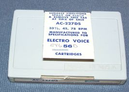 AC-227DS for Electro-Voice EV 56D for Astatic 93TX 93T CARTRIDGE NEEDLE STYLUS image 4