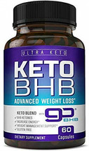 Best Keto Diet Pills - Boost Energy Focus, Manage Cravings, Metabolism K... - $21.90