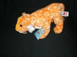 Webkins Majestic Tiger HM480 Toy Animal Attached Sealed Unused Code By G... - $12.99