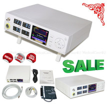 CMS5000 Patient Monitor With 4 Parameters Vital Signs Monitor SPO2 NIBP ... - $207.93