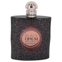 Yves Saint Laurent Black Opium Nuit Blanche 3.0 Oz Eau De Parfum Spray image 3